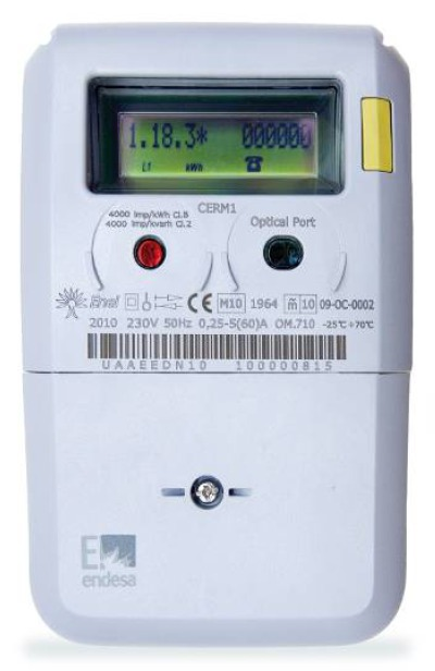 inteligent electric meter