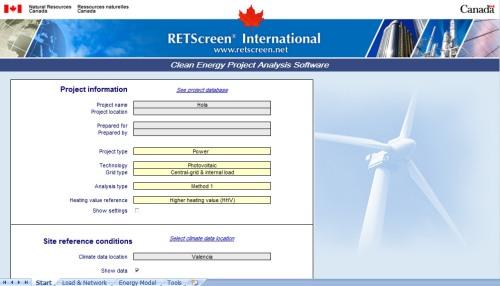 RET-Screen