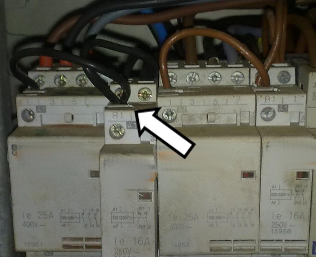 Instalaci n el ctrica antonio narejos - Cable instalacion electrica ...