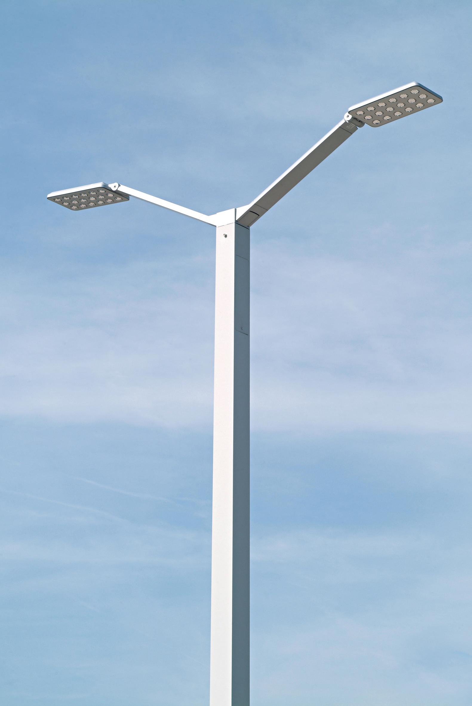 Propuestas para mejorar la eficiencia energ tica en calles for Luminarias de exterior led