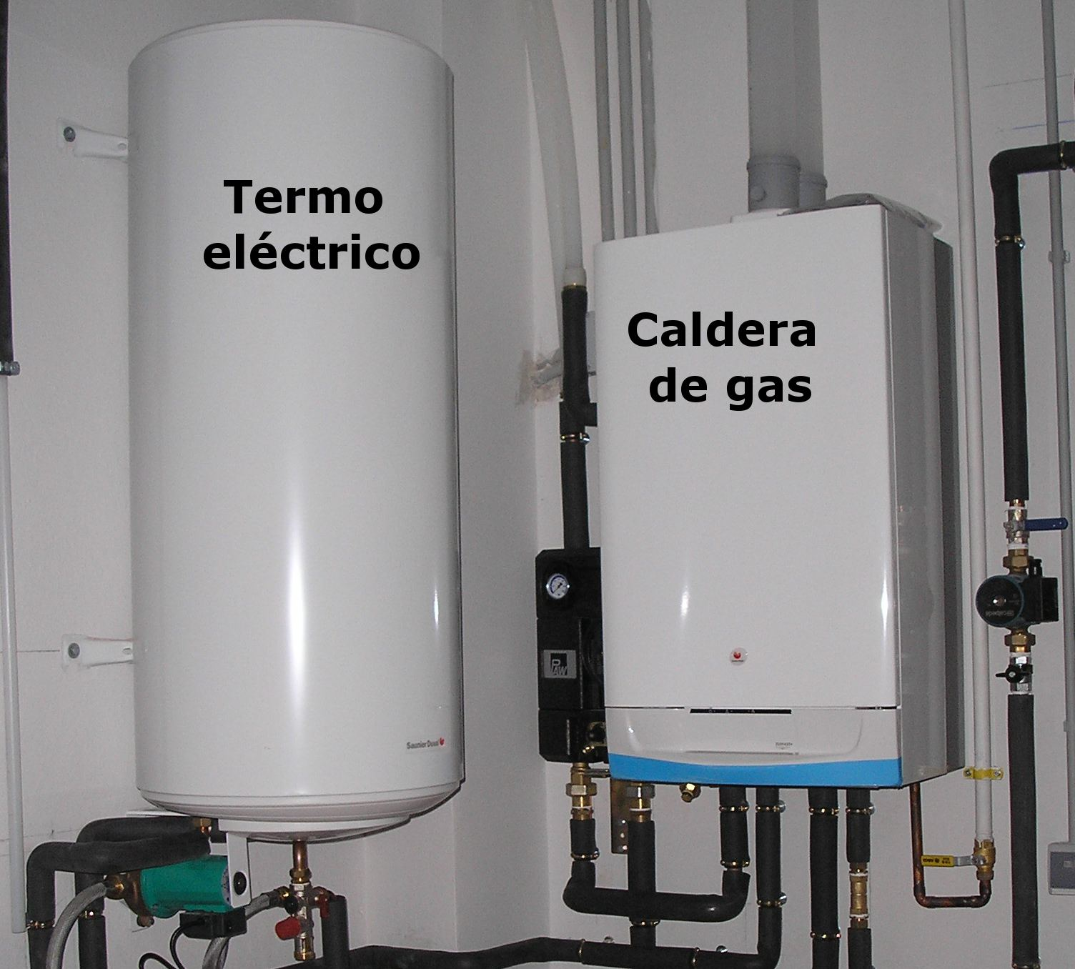 Eficiencia energ tica antonio narejos for Gas ciudad o gas natural